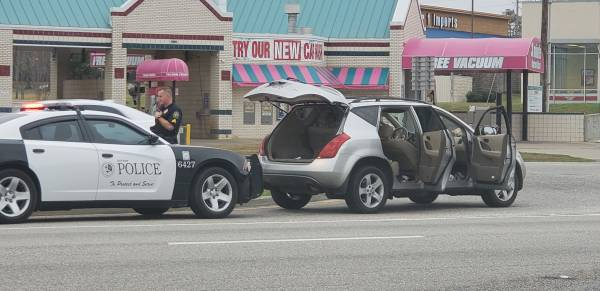 UPDATED at 9:45 AM... Another Strong Arm Robbery in Dothan