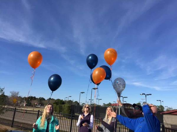 Remembering And Celebrating Shane Dagostin's Birthday At The Angel Of Hope