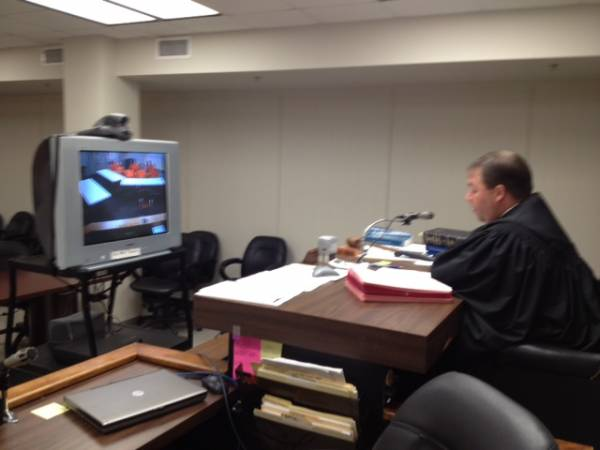 JAILWATCH  and COURTWATCH    Initial Appearance 72 Hour Hearings