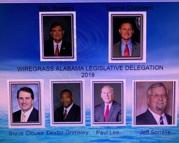 Members Only Get To Kiss The Rings Of The 2019 Wiregrass Legislativors