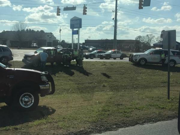 2:08 PM...Motor Vehicle Accident in the 3800 Block of West Main