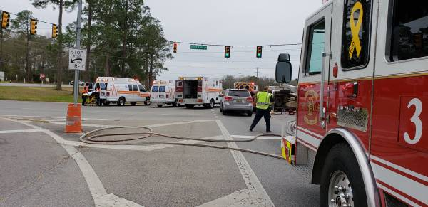 11:39 AM     Serious Critical Injuries On West Main Motor Vehicle Accident
