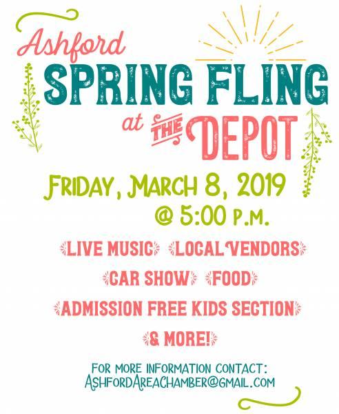 Ashford's Spring Fling
