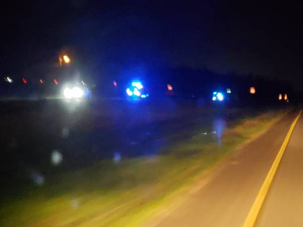 UPDATED AT 8:50 PM.. Deputies Respond to a Shots Fired Call Near Ashford