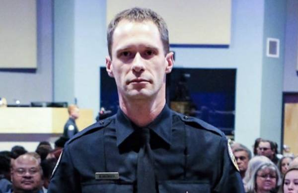 Chattanooga TN Officer Killed In LIne Of Duty One Month After Completing Police Academy