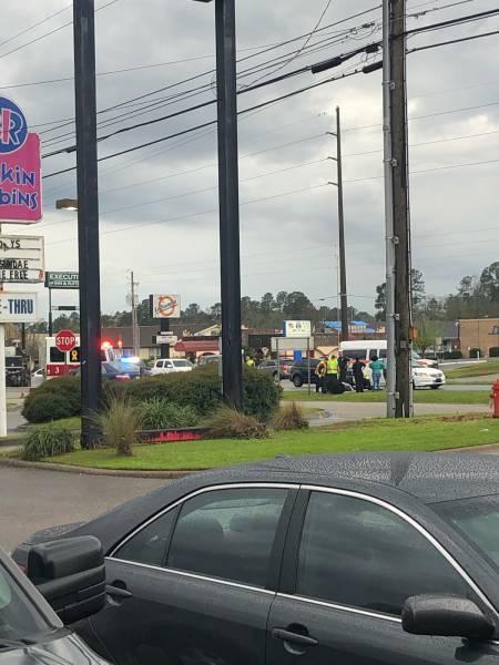 UPDATED @ 07:44 AM.  07:33 AM.     Pedestrian Struck By Motor Vehicle
