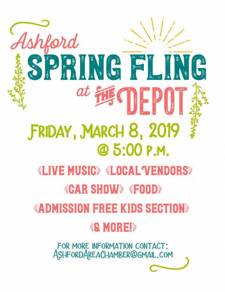 Ashford's 2nd Annual Spring Fling!
