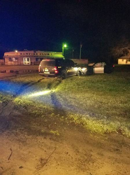 Traffic Stop Leads to a Chase and then a Foot Chase in Eastern Houston County