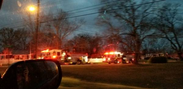 UPDATED at 5:38 PM... Stove Fire on Springdale Drive