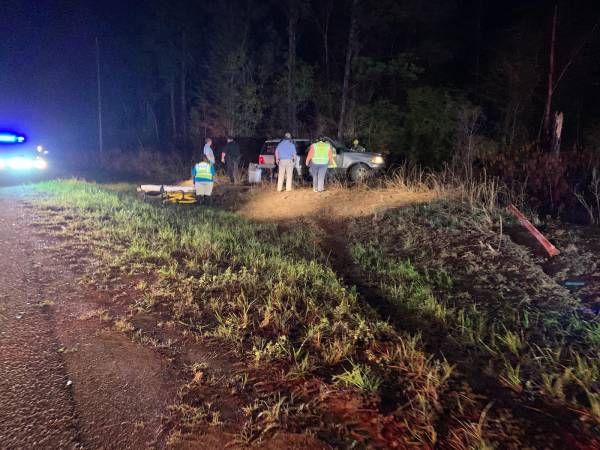 9:58 PM... Motor Vehicle Accident with Entrapment in the 3300 Block of South Springhill Road