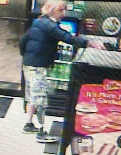 Jackson County Sheriff's Office Needs Your help Identifying this Person