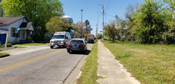 UPDATED @ 12:25 PM    12:10 PM   Firearm Assault On East Newton Street