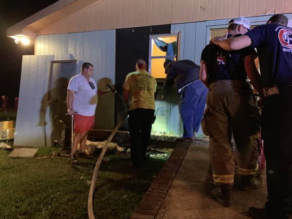 11:00 PM.    Structure Fire Reported 10472 State Highway 52 East
