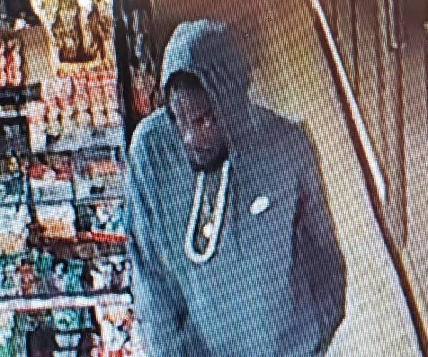 CSO ASKS THE PUBLIC FOR HELP IDENTIFYING MAN WHO STOLE DONATIONS JAR