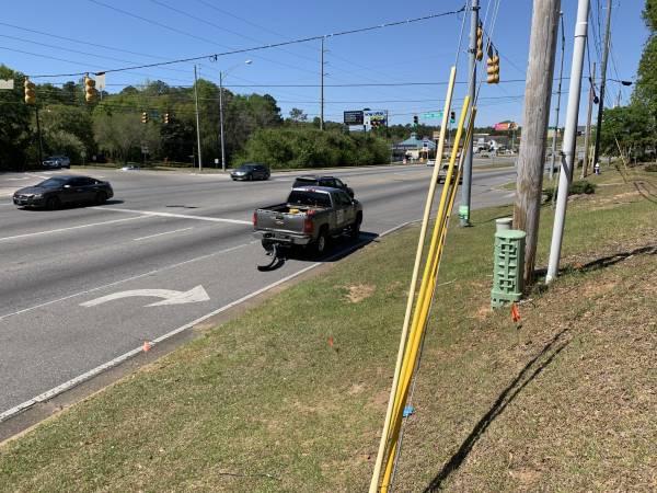 11:39 AM.   Two Wrecks But SIx Cars