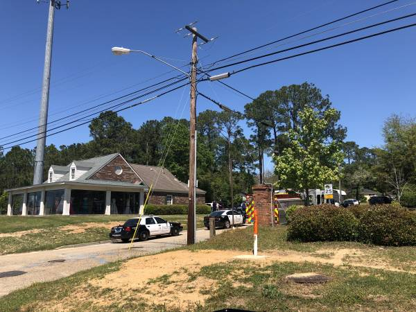 UPDATED @ 2:04 PM VIDEO   12:50 PM... Armed Robbery at Andews Bridle Shop