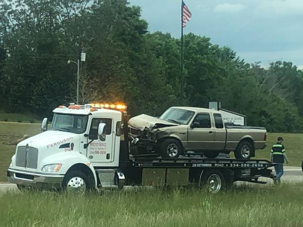 1:34 PM...... Motor Vehicle Accident on US 431 in Headland