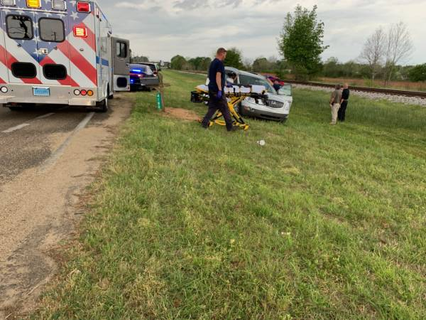 UPDATED at 4:00 PM..Motor Vehicle Accident Hwy 123 and US 231