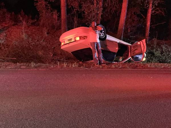 UPDATED @ 9:41 PM     8:28 PM... Motor Vehicle Accident in the 4300 Block of Kinsey Road