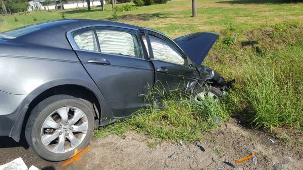 UPDATED @ 7:44 PM W more photos    3:31 PM   Motor Vehicle Accident With Injuries In Webb