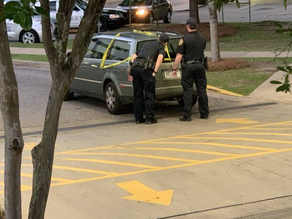 7:17 PM    Gunshot Victim Drives Self to Emergency Room