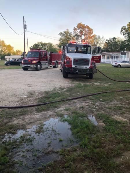 8:39 PM Fadette Fire In Geneva County :: RickeyStokesNews com!