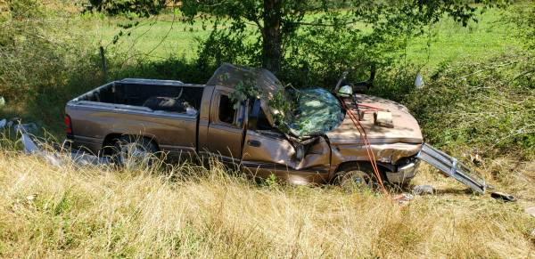 UPDATED at 6:00 PM   Serious Wreck On Highway 605 and Highway 109
