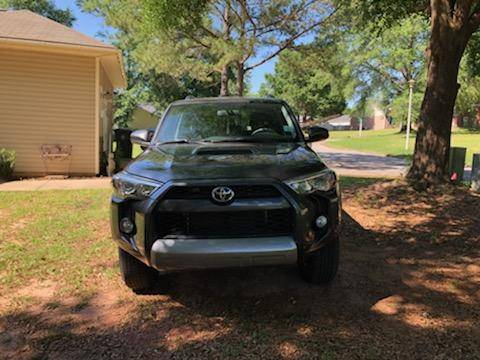 2018 Toyota 4 Runner For Sale