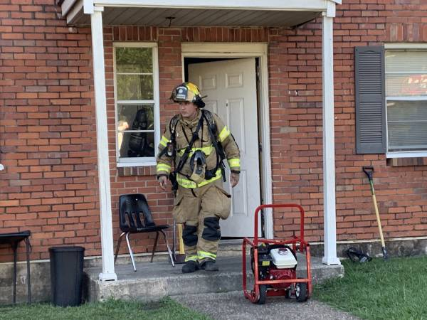 Bell Street Structure Fire Of Multi Family Apartment Dwelling