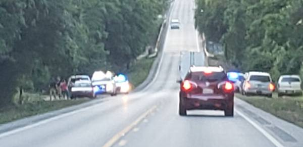 7:17 PM   Burned Vehicle With Body Inside In Geneva County