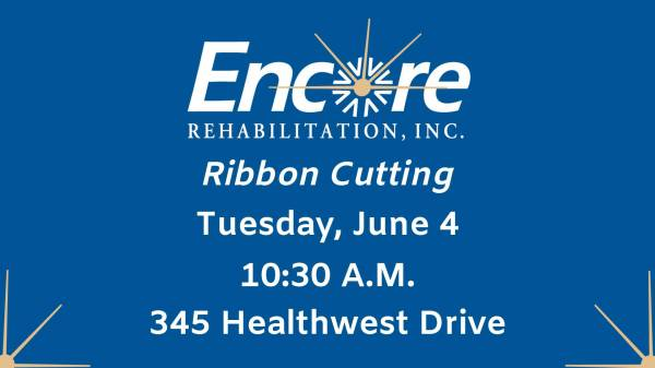 Join Us For a Ribbon Cutting Ceremony