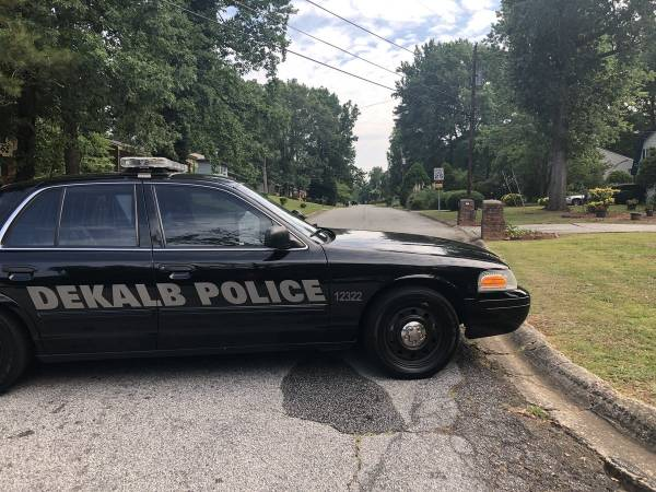 Breaking News: 20-Plus Police Cars, SWAT on Scene in Southwest DeKalb Neighborhood
