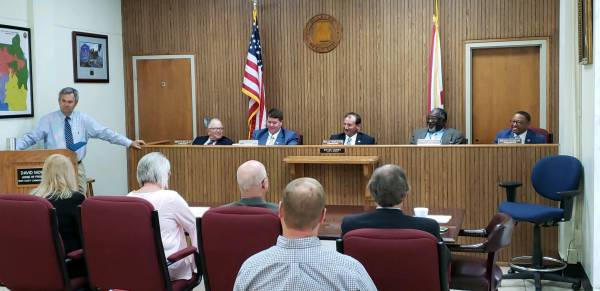 Henry County Commission Administrative Meeting