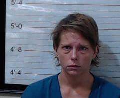 Allegations Female Took Coffee County Sheriff Patrol Vehicle This Morning - She Is Now In The Coffee County Jail