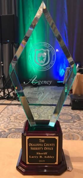 Okaloosa County Sheriff's Office SRO Unit Racks Up Major Awards.... AGAIN!!!