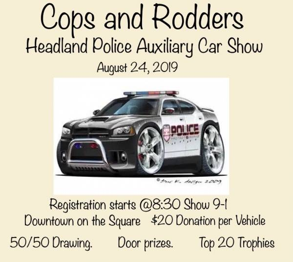 COPS AND RODDERS