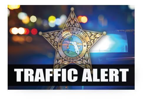 Traffic Alert in Washington County