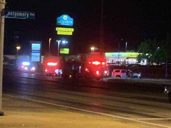 11:04 PM  Motor Vehicle Accident With Injuries Montgomery Highway and Ross Clark Circle