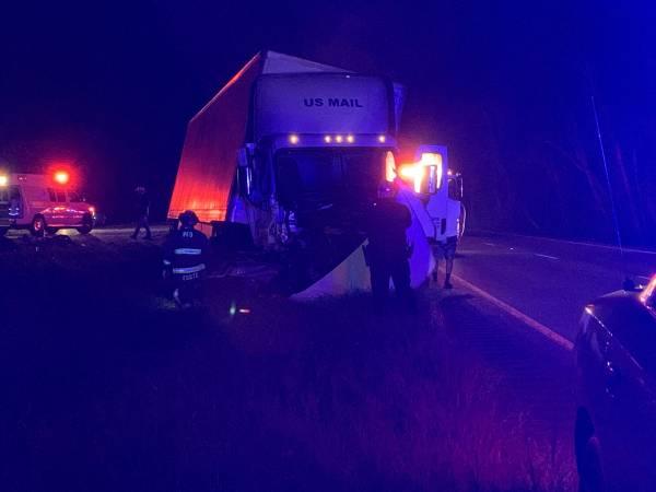UPDATED @ 9:47 AM   00:49 AM   Semi Verses Pickup Highway 231 In Pinckard City Limits