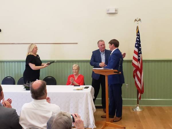Ashford Downtown Redevelopment Authority is awarded a grant to develop a Master Plan
