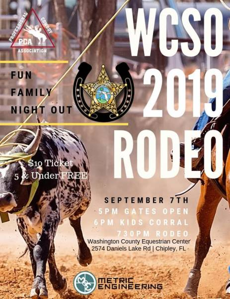 SADDLE UP AND MARK YOUR CALENDARS