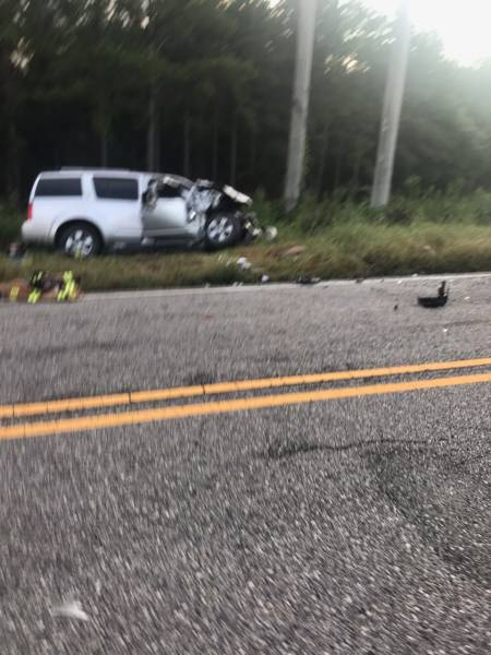 UPDATED On Thursday - Dale County Accident.