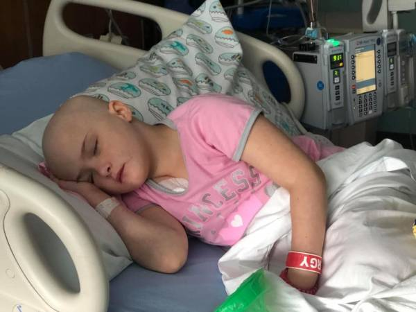 HOW CAN YOU HELP....6 Year Old Catherine Has Liver Cancer