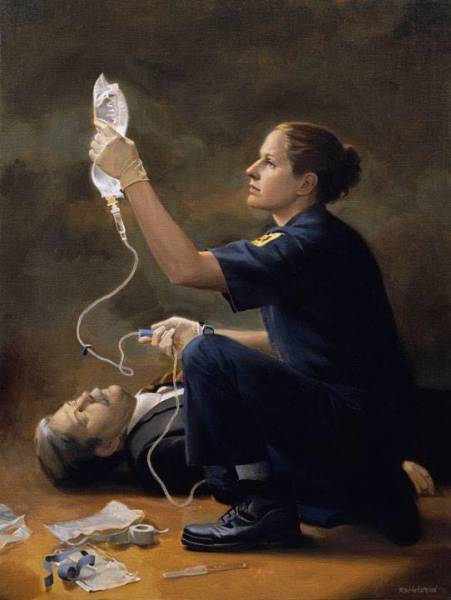 The Creation Of A Paramedic