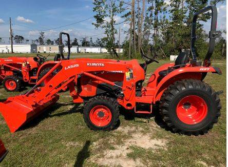 Stolen Tractor from Jackson County