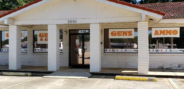 Local Gun Store Burglarized