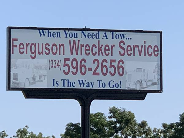 Ferguson Wrecker Donating To Cancer Awareness In September With Each Tow
