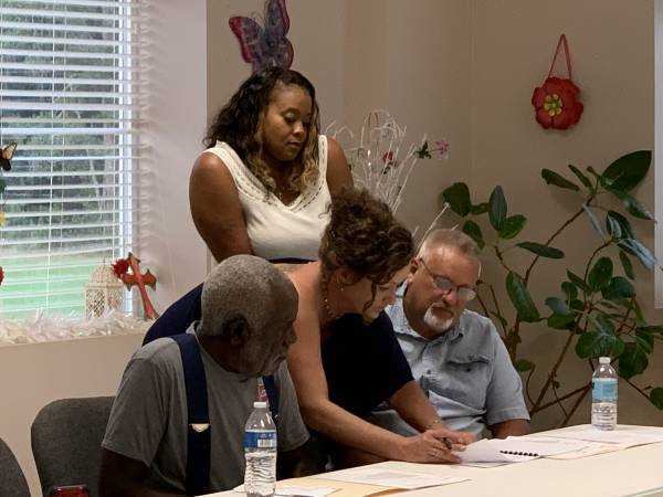 Gordon Alabama Raises Water and Sewage Rates   PART TWO