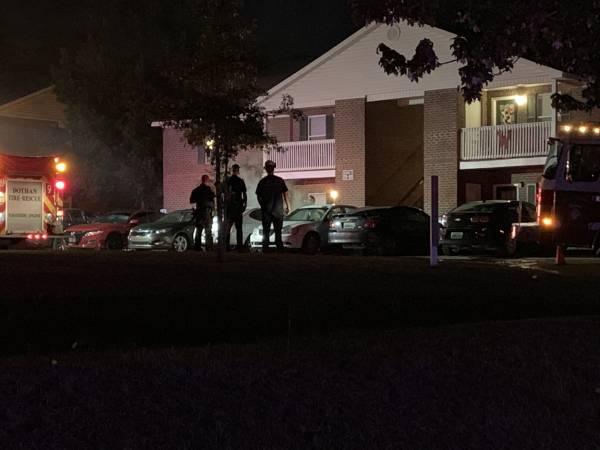 11:47 PM   Vehicles On Fire Eagle Ridge Apartments Murray Road