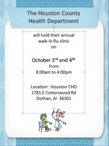 Flu Walk In